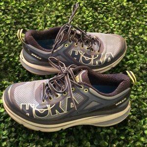 Hoka One One Running Shoes -Bondi 4- Size 8 👟